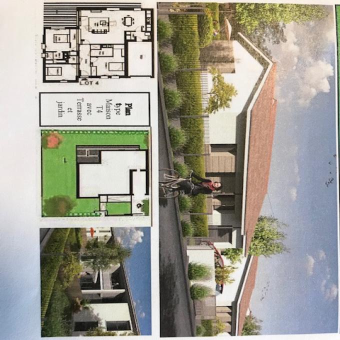 Programme neuf Maison Saint-Médard-d'Eyrans (33650)