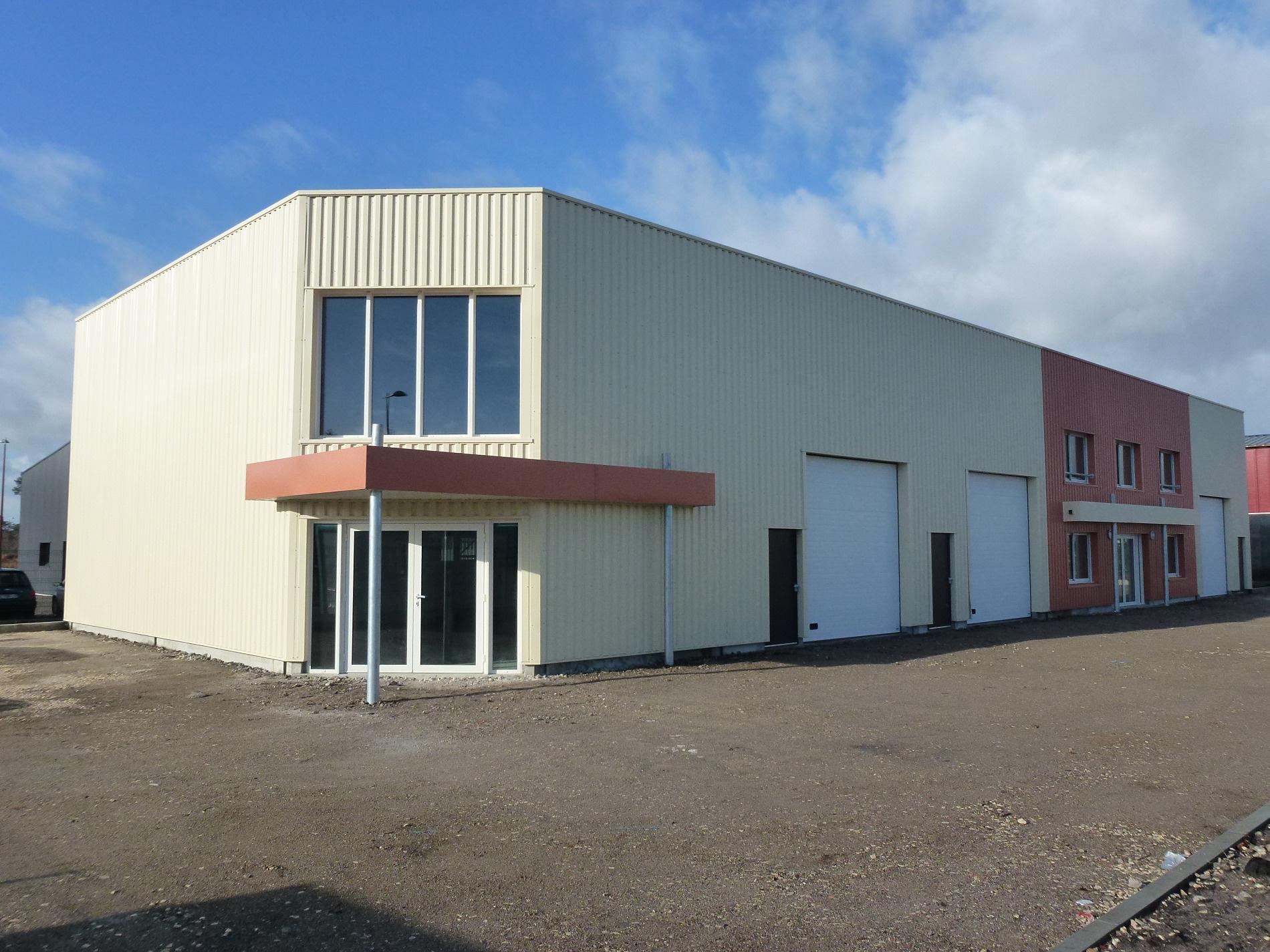 Location Immobilier Professionnel Bureaux Le Barp (33114)