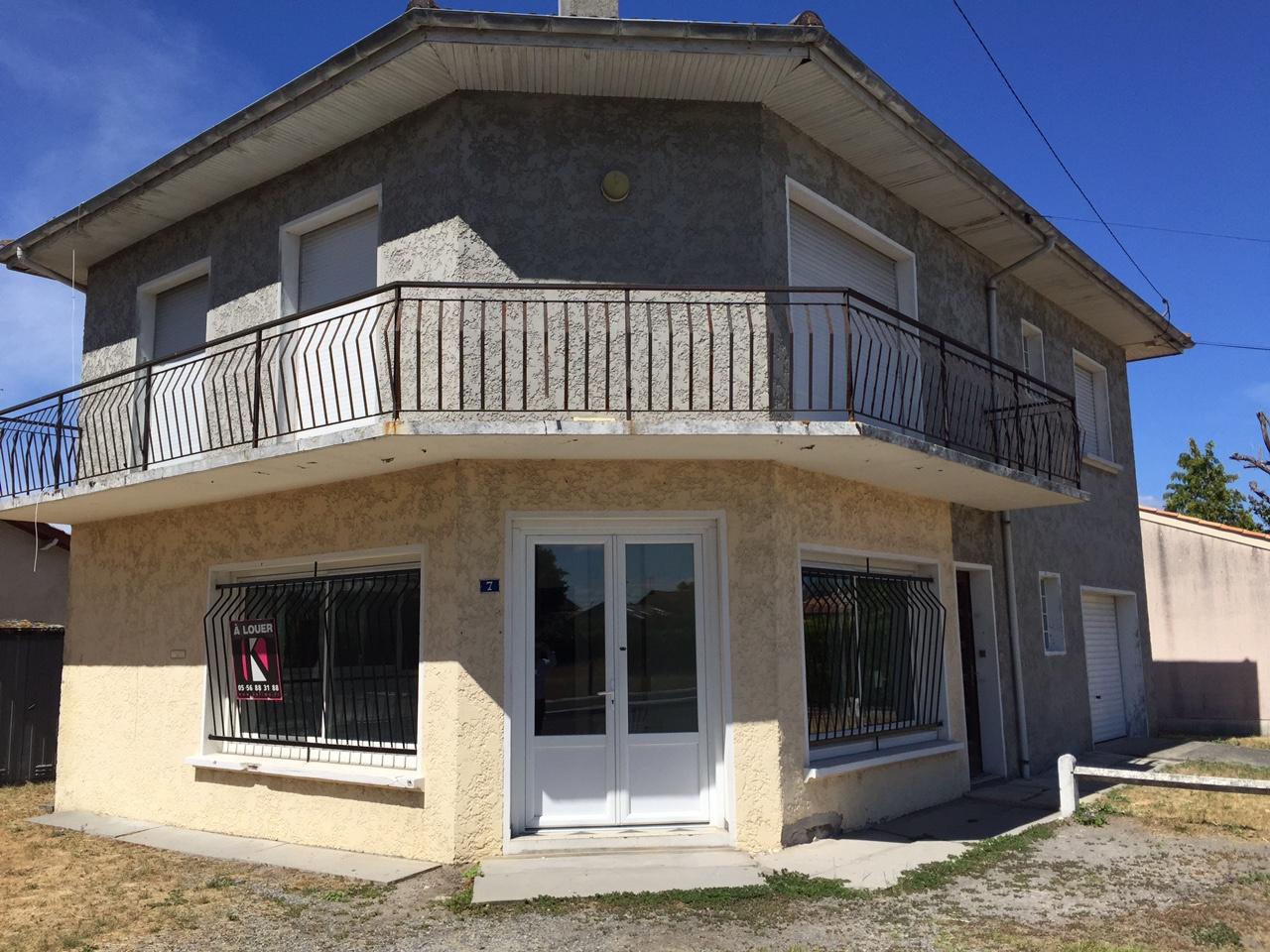 Location Immobilier Professionnel Local professionnel Biganos (33380)